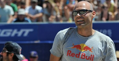 Dalhausser wins FIVB's 'best setter' award