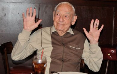 Jerome 'Jerry' Harwin passes at 100 years old