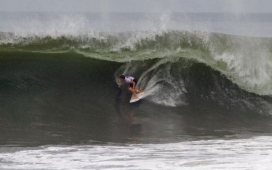 Coffin joins Peterson in World Pro Junior quarters