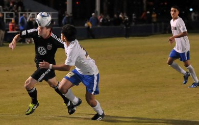 Gaucho defense plays well in 1-0 loss to D.C. United