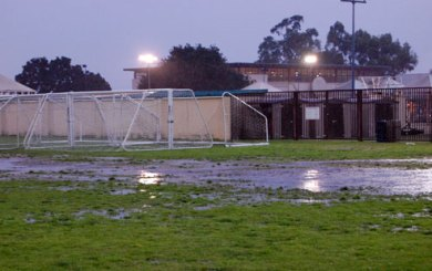Student fee at UCSB would help repair Rob Gym, Storke Field