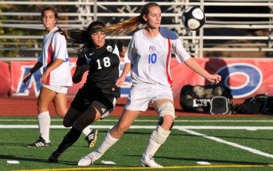 PHOTO GALLERY: San Marcos girls soccer opens season