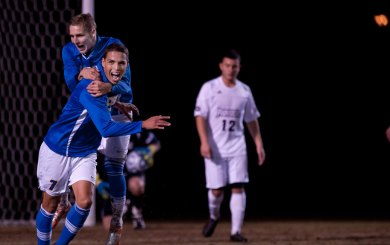 Gauchos soak up second-round NCAA win, 3-2