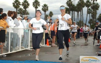 WeissCrax: Can't stop fever to do SB Half-Marathon