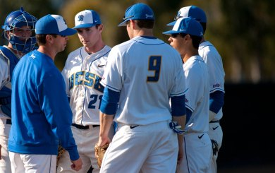 Gauchos open Checketts era vs. Oregon State in front of packed house