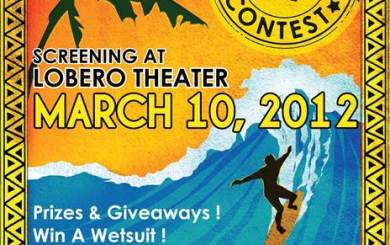 Lobero hosts Sundance Beach's Surf Video Contest on Saturday