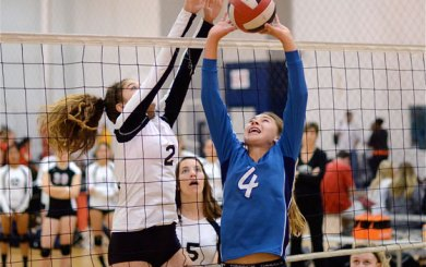 SBVC teams in Open Division at Junior Nationals