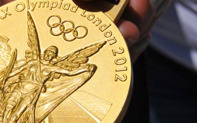 Craig brings Olympic Gold Medal back to SBHS