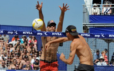 Teams determined for AVP Championships at West Beach