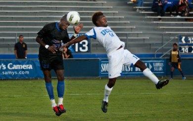 PHOTO GALLERY: UCSB vs. UCLA Men's Soccer