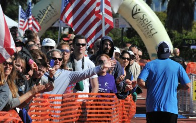 Kogo, Higgins become new Santa Barbara Marathon champions