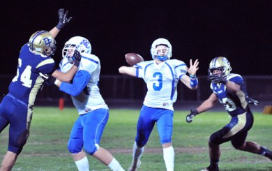 Big plays dash DP's CIF chances