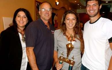 Club West honors its young stars