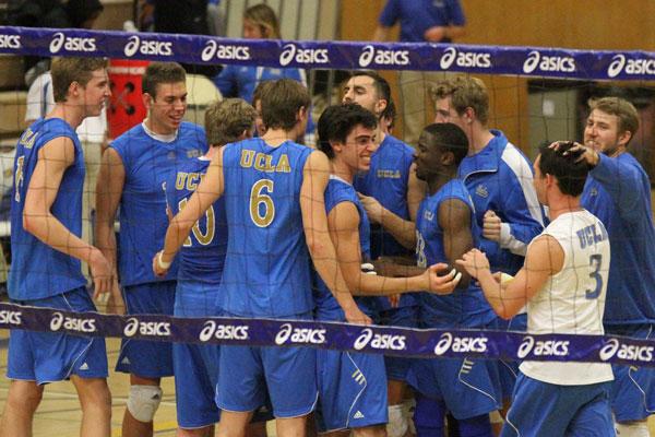 UCLA vs. UCSB volleyball