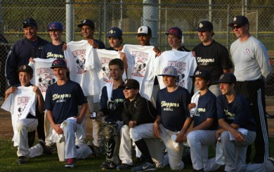 SB Jr. Grizzlies triumph in first-ever tournament
