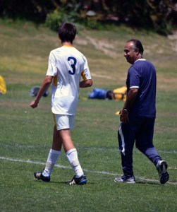 Ybarra has really taken to coaching and is heavily involved with youth soccer while also taking on the head coaching position with the Ventura Fusion