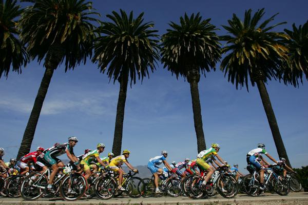 Barney Berglund was instrumental in bringing the Amgen Tour of California to Santa Barbara (Courtesy Photo)