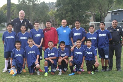PAL provides after school sports leagues for basketball and soccer to local junior high students.