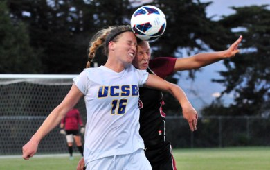 2014 UCSB Women's Soccer Schedule