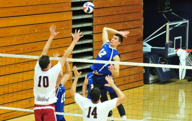 MVB: Gauchos playing for 3rd in Asics Invitational