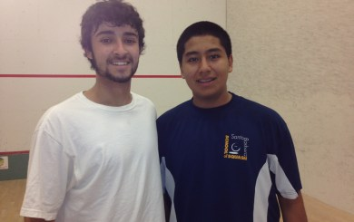 SB Squash school joins league