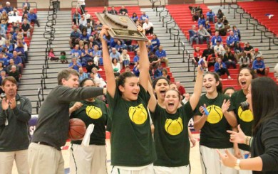 Dons girls basketball, Nick Johnson are the top stories of 2014