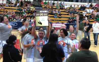 DONS BRING HOME FIRST CIF TITLE