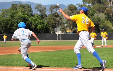 CBB: UCSB, UCLA battle to 5-5 tie in 12 innings