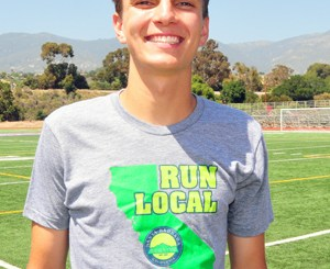 High School Runner of the Month: Tyson Miller