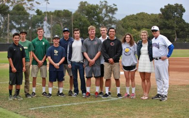 Presidio Sports invites student-athletes to Foresters game