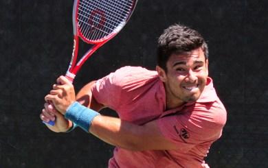 Andre Dome - Santa Barbara Tennis Open