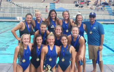 SB Water Polo Club wins two national titles
