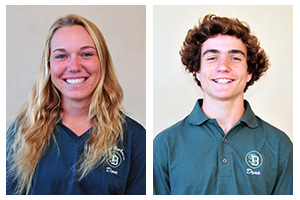 Santa Barbara's Hale, Jellison honored as Athletes of the Week