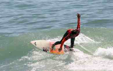 Hamilton Jacobs tears it up in NSSA opener