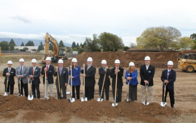 Construction begins for new Ice Rink in Goleta