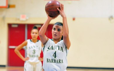 GBK: Melgoza ties Holly Ford's record with 45 points