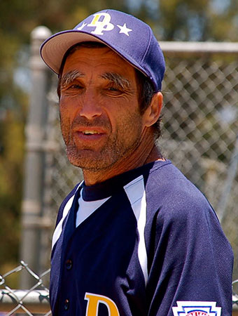 Rick 'Buddy' Wolin has supported Dos Pueblos Little League for 32 years.