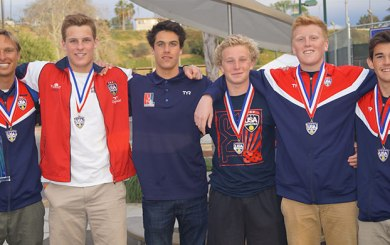 BWP: SB players excel at USA Water Polo ODP National Championships