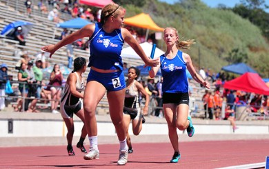 TRK: Underclassmen show their stuff at Easter Relays