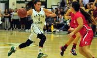 Amber Melgoza - Santa Barbara High Basketball