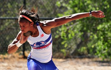 SB Track Club sends four to USA T&F Championships