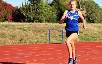 TRK: Schroeder runs school record in 800 at Arcadia Invitational