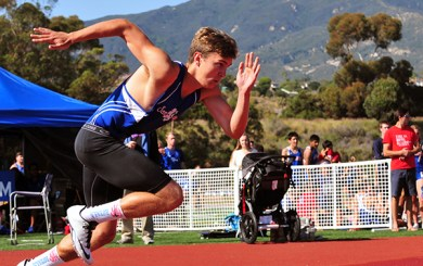 TRK: Royals beat Chargers on final 4×400 relay