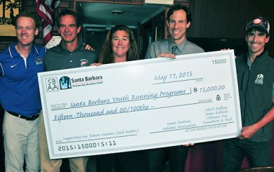 SBART Luncheon: Checks are in at final luncheon of the season