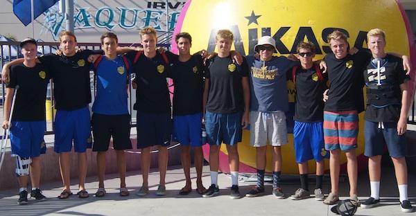 Santa Barbara Premier Boys 16s finished fourth in the Championship Division.