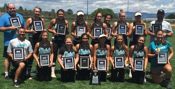 The Goleta 14-Under team took third at nationals in Prescott, Ariz.