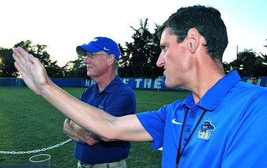 Q&A with new UCSB Gaucho Athletic Director John McCutcheon