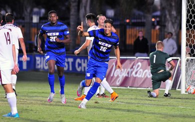 MSoc: Gauchos have too much firepower for Westmont