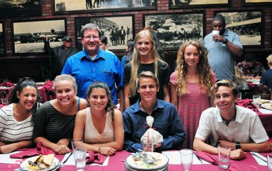 SBART Luncheon: Fans can get workout at a cross country meet