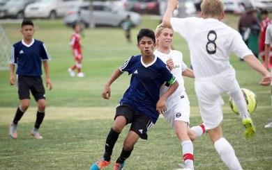 Enriquez invited to U.S. Soccer U15 camp